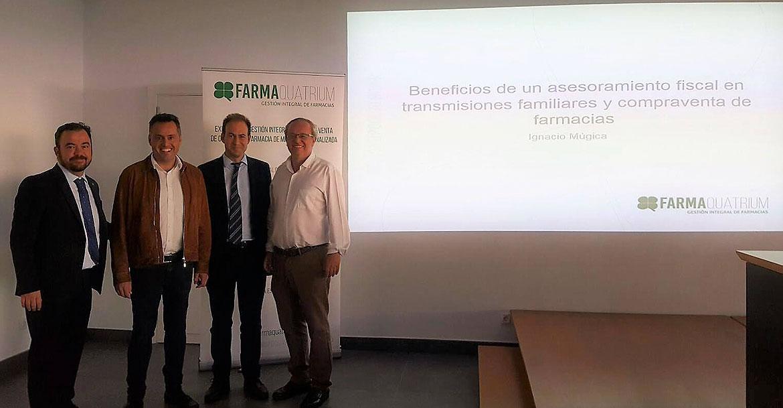 FARMAQUATRIUM DESTACA LA RELEVANCIA FISCAL DE LAS OPERACIONES