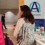 OZOAQUA PRESENTA SU GAMA DE COSMÉTICA NATURAL DE OZONO EN LAS I JORNADAS FARMACÉUTICAS BIDAFARMA GALICIA