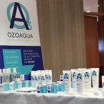 Ozoaqua presenta su gama de Cosmética Natural de Ozono en la Convención de Cofano