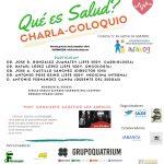 CLÚSTER SAÚDE DE GALICIA PRESENTA HOY UN COLOQUIO SOBRE «QUÉ ES SALUD»