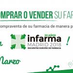 Farmaquatrium Y Ozoaqua te invitan a Infarma Madrid 2018 ¡Visítanos!