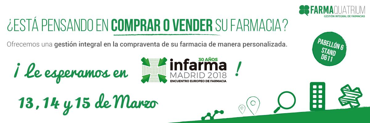 Infarma Madrid 2018