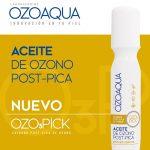 Laboratorios Ozoaqua presenta su nueva línea: Aceite de ozono post-pica para aliviar todo tipo de picaduras