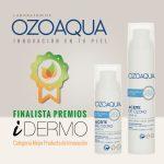 Laboratorios Ozoaqua finalista de los premios iDermo