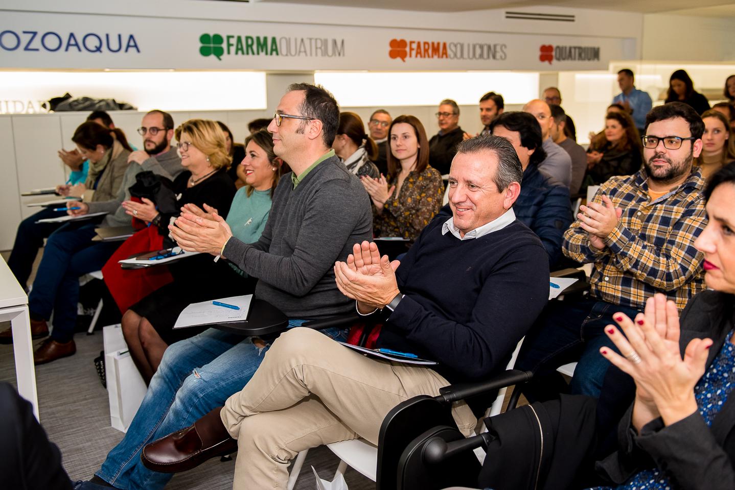 APEFA aborda las claves para optimizar la gestión fiscal de la oficina de farmacia en Alicante 5