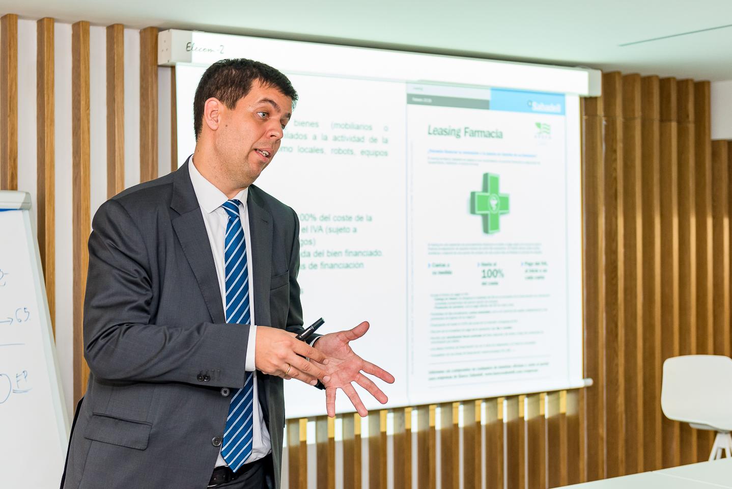 APEFA aborda las claves para optimizar la gestión fiscal de la oficina de farmacia en Alicante 4