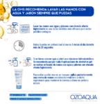 Profilaxis y prevención de contagios con Aceites ozonizados