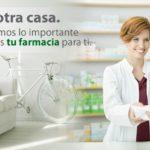 Sabemos lo importante que es tu farmacia para ti: Tu otra casa