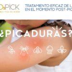 Ozopick – Tratamiento eficaz de la piel en el momento post-pica