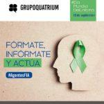 Día Mundial del Linfoma · 15 de septiembre
