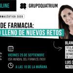 Encuentro online Día Mundial del Farmacéutico