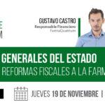 LAS OPERACIONES DE VENTA DE OFICINAS DE FARMACIA GRAVARÁN UN 3% MÁS A PARTIR DE 2021